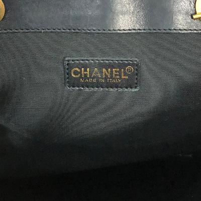 canvas chain bag